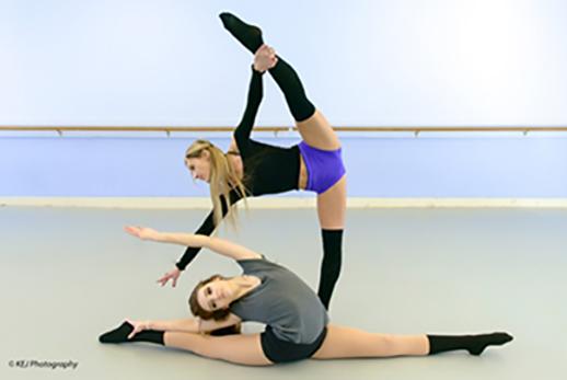 Julie and Dancer